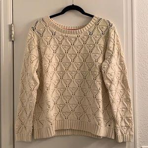 Tommy Hilfiger Pom Pom Sweater